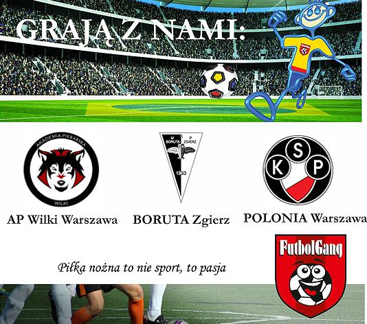 Futbolgang 2010 – kolejne drużyny