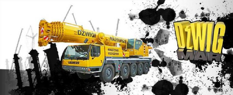 Firma Dźwig-Mar naszym kolejnym sponsorem