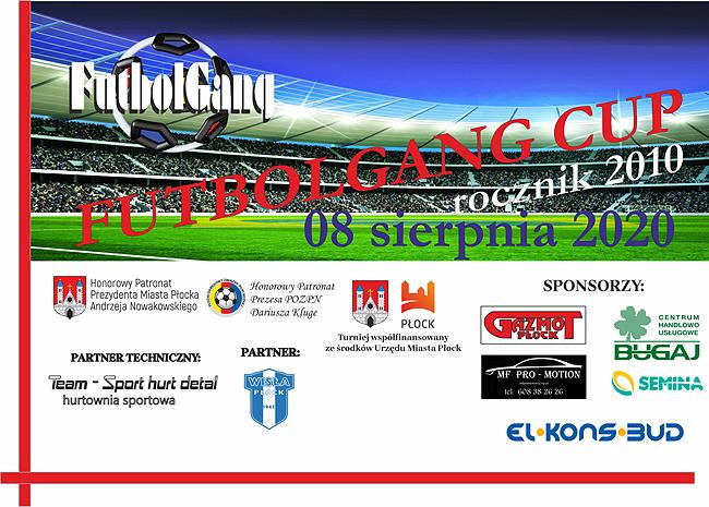 Relacja z Futbolgang CUP / rocznik 2010 w PTV