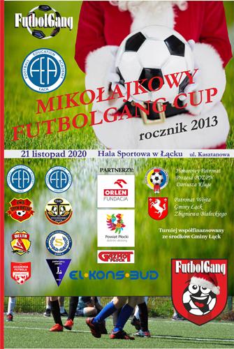 Reportaż Mikołajkowy Futbolgang Cup w roczniku 2013