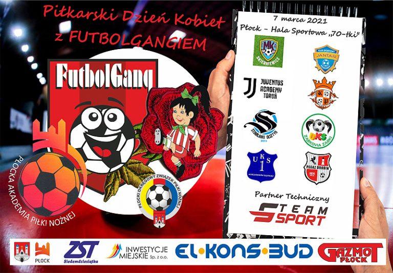 Piłkarski Dzień Kobiet z FUTBOLGANGIEM
