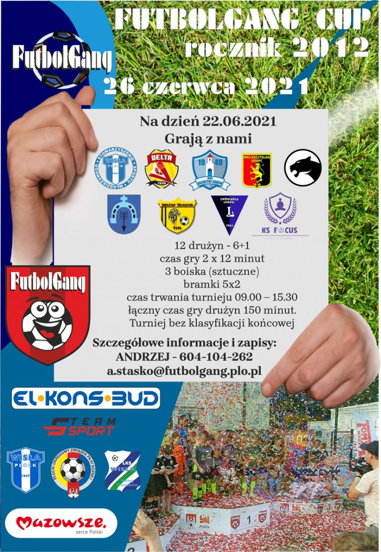 Reportaż – Futbolgang Cup w roczniku 2012